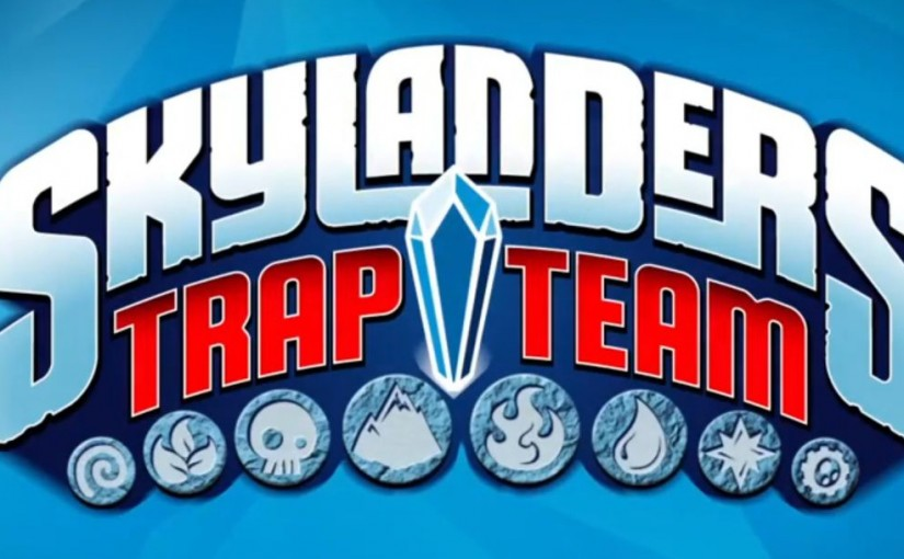 Skylanders Trap Team, Swap Force, Giants og superchargers